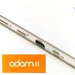 Notion Ink Adam II tablet with interesting dual screen arrangement, specs leak