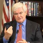 Newt Gingrinch wants your help in renaming smartphones