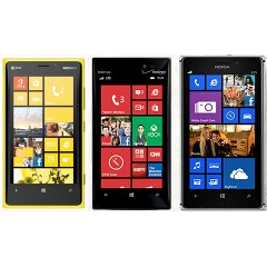 Nokia's three musketeers: Lumia 925 vs 928 vs 920 specs comparison