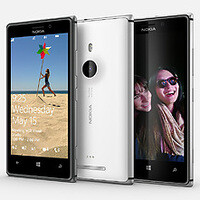 Nokia Lumia 925 maintains full bars, antenna not plagued by