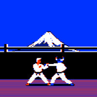 Karateka Classic comes on Android and iOS tomorrow: in monochrome and with sounds of churning floppy drives