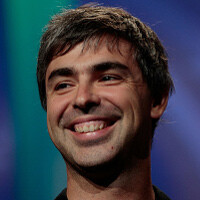 "Larry Page: ""we should be building great things that don"