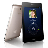 ASUS Fonepad with upgraded processor and extra storage is announced