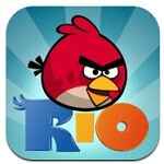 Angry Birds Rio nests in Windows Phone Store