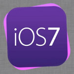 Concept for iOS 7 allows users to turn flat UI on or off