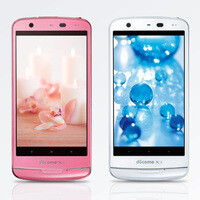 This girly Android smartphone comes with liquid cooling, racing stripes