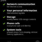 Google has been thinking about more granular permissions control on Android