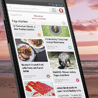 Opera browser goes out of beta, now available on Android