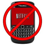 Netflix: BlackBerry does not have the volume
