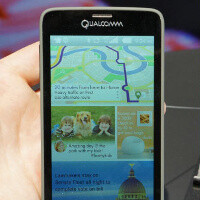 Qualcomm demonstrates its future display: 5.1-inch Mirasol 577ppi screen