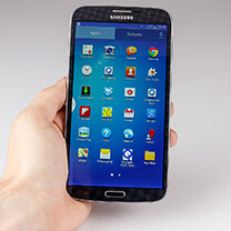 Will it fit? Watch how the Galaxy Mega 6.3 pocketability stacks up