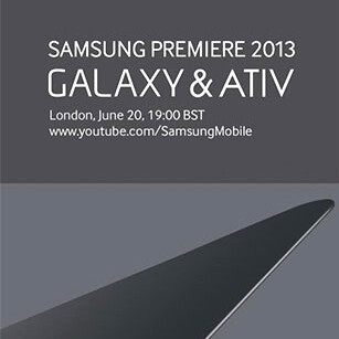 Samsung sets a 'Premiere' event for June 20, hinting at thin Android and Windows gear