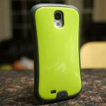 Cygnett FitGrip Samsung Galaxy S4 case hands-on