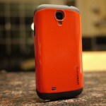 Spigen Slim Armor Samsung Galaxy S4 case hands-on