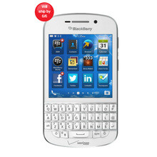 BlackBerry Q10 pre-orders now live at Verizon