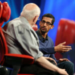 Sundar Pichai says when WP and BB have more users, Google will make apps