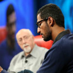 Watch the full D11 interview with Android chief Sundar Pichai