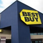 Saturday only, Best Buy gives you a free Apple iPhone 5 with a trade-in of your Apple iPhone 4/4S