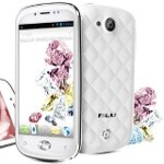 BLU Armour phone with crystal home button is made for the fairer sex