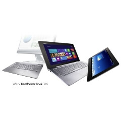 Asus Transformer Book Trio runs both Windows and Android, houses two different Intel CPUs and batteries
