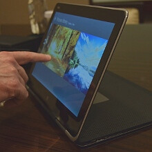 Dell XPS 11 goes to Yoga classes, does a full 360 flip with a 2560x1440 pixels display