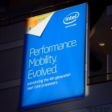 Intel's new processors: $300 touchscreen gear coming, LTE SoC and fanless Core CPU design demoed