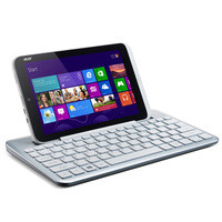 Is that free Office with our small Win 8 tablets, Microsoft, or are you just happy to see us?