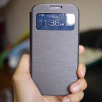 Spigen Ultra Flip View case for the Samsung Galaxy S4 hands-on