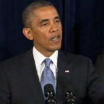 """President Obama on PRISM: """"Nobody is listening to your telephone calls"""""""