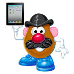 British man's purchase of an Apple iPad turns out to be a spud