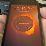 Here's the latest video update on the progress of Ubuntu Touch in action
