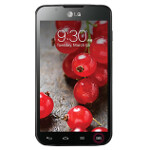 LG shows Android 4.3 running the LG Optimus L7 II Dual