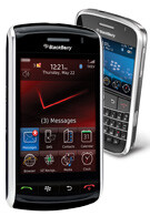 Official firmware upgrade released for BlackBerry Bold and Storm 9500