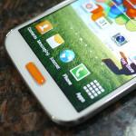 Spigen Samsung Galaxy S4 GLAS.t NANO SLIM tempered glass screen protector hands-on