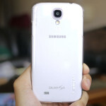 Spigen Ultra Thin Air Transparency Samsung Galaxy S4 case hands-on