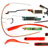 Google Glass teardown reveals 570mAh battery