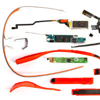 Google Glass teardown reveals 570mAh battery