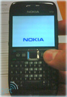 Nokia E71x for AT&T spotted again