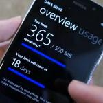 Nokia Lumia 925 shows off Datasense app