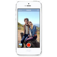 Check out the iOS 7 camera filters and video zooming in action
