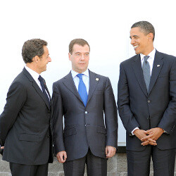 Eavesdropping scandal escalates: U.S. spied on Russian president Medvedev, other top politicians