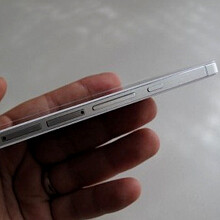 Anorexic white Huawei Ascend P6 leaks out in full metal glory hours before announcement