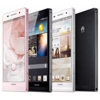 Huawei Ascend P6 now official –