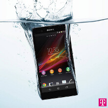 Sony Xperia Z arriving exclusively on T-Mobile the 'coming weeks', in black and purple