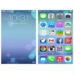 Interactive virtual iOS 7 preview hits the web