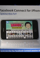 Facebook Connect announced for the iPhone