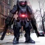@DroidLanding teases giant robot AR game - D:Com Mission Alpha
