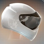 Android based solution brings HUD GPS to motorcycle helmets