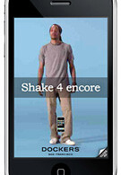 New Dockers ad for iPhone shakes things up