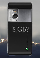 Should we expect the Sony Ericsson C905 8GB?